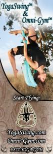 yoga swing omni